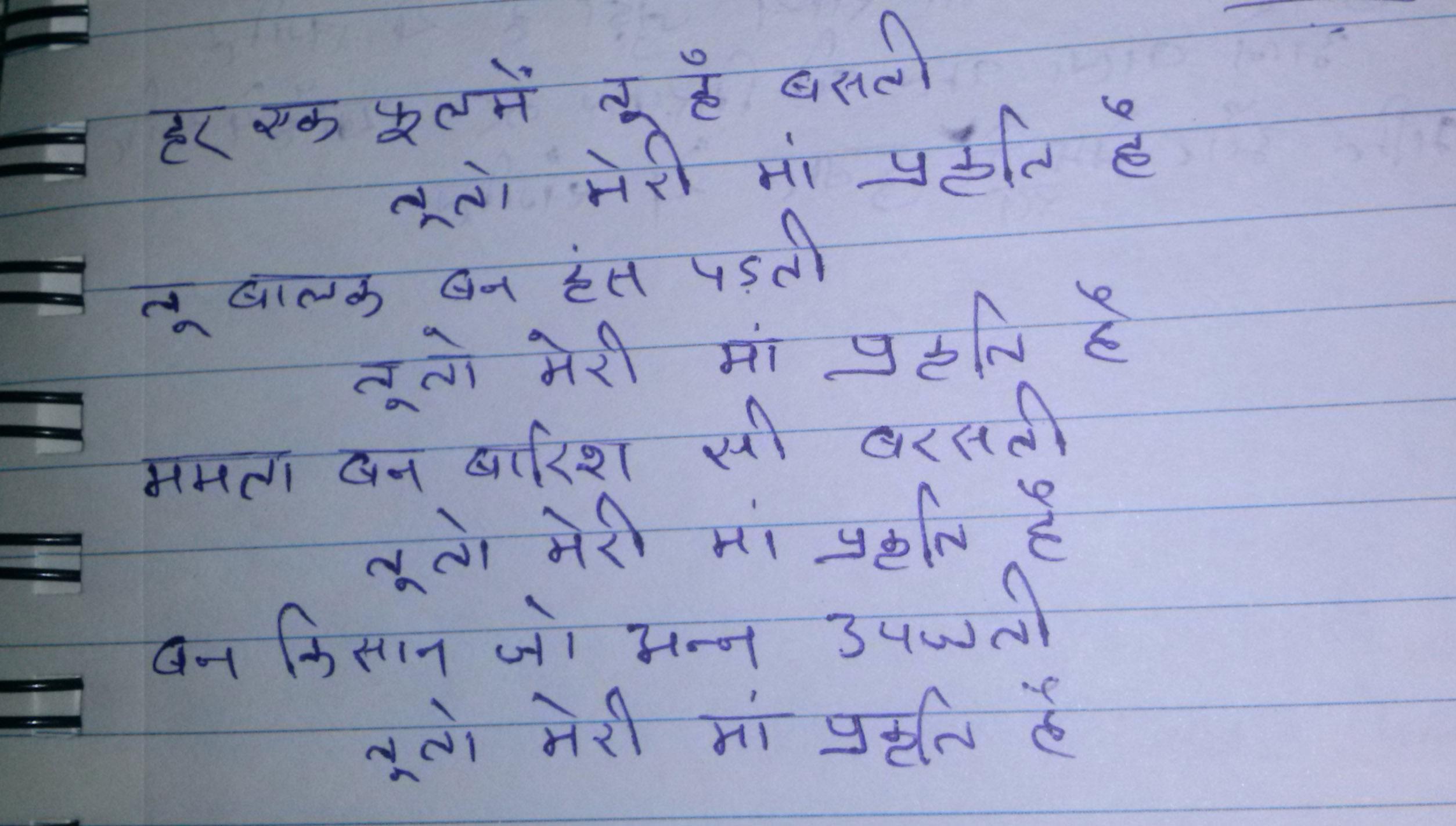 hindi-shayari-4u2: Meri Kavita sangrah | vivekjain1200
