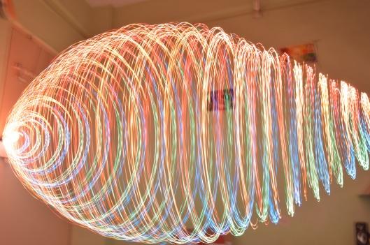 A Fishy Light  :):)